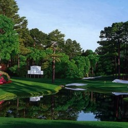 16th at Augusta