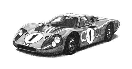 Ford GT40 Mark IV (2)