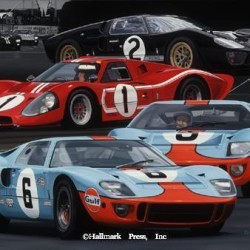 GT40 Legends