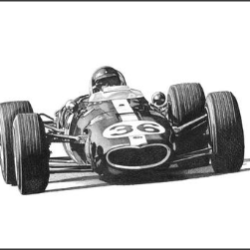 Gurney Eagle 1961 Spa Champ