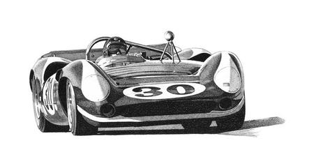 Lola T70-Ford