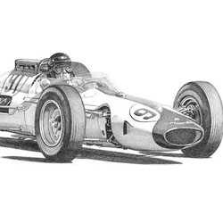 Lotus Ford Indy